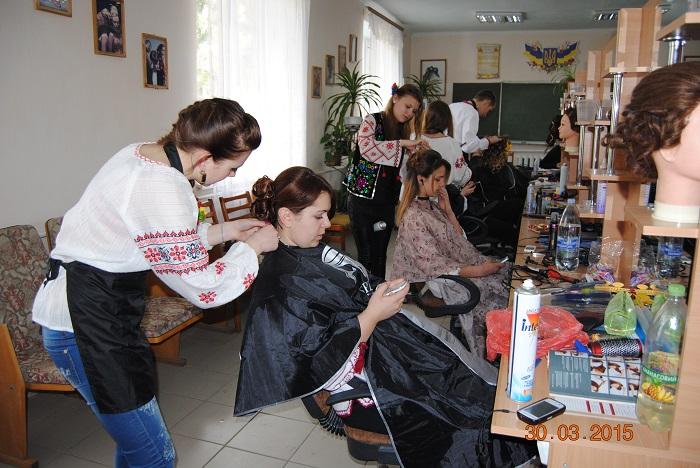 Уроки виробничого навчання за професією «Перукар, перукар-модельєр», «Перукар, перукар-модельєр; манікюрниця»