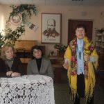 Печальна квітка України в вінку немеркнучих імен