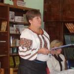 Заняття творчої лабораторії «Бібліотека – центр народознавства» у Колодрібській бібліотеці-філії