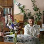 Зустріч з Петром Сорокою у Заліщиках