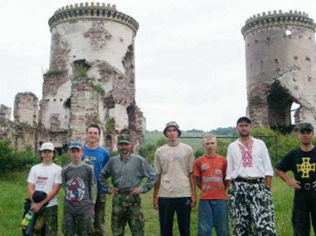 Червоноградським замком цікавляться туристи