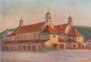 ратуша Заліщики